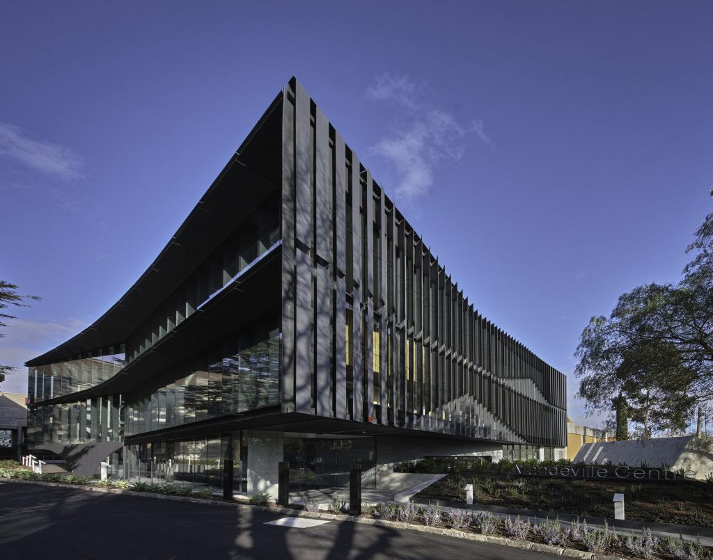 Educational Architecture HENRY BASTOW AWARD The Mandeville Centre, Loreto Toorak by Architectus. Photo by Ian Davidson.