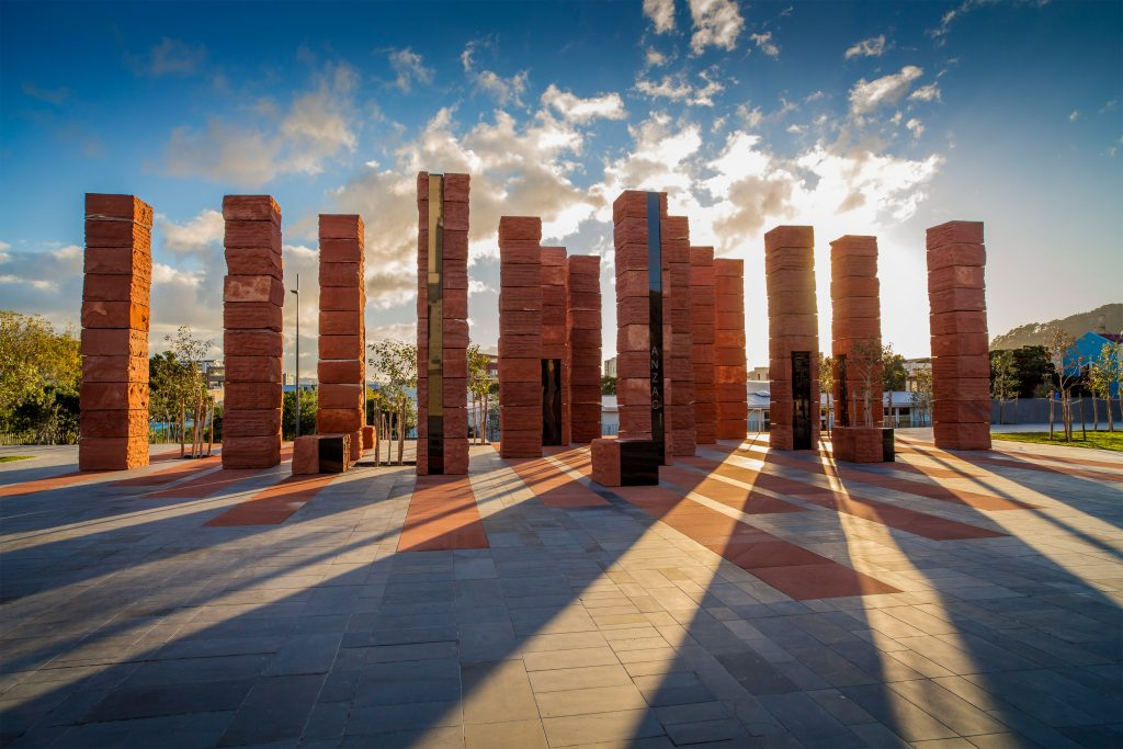Small Project_Australian Memorial_TZG with Paul Rolfe Architects_Photo Mike Rolfe