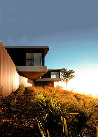 2014 residential architecture new house entries nsw awards - Maison cliff top luigi rosselli architects ...