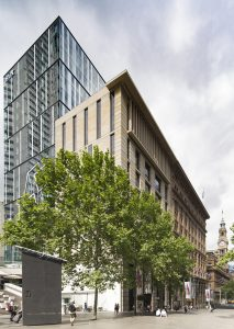 5 Martin Place by JPW & TKD architects in collaboration. Photo: Brett Boardman