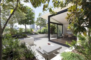 Darlinghurst Rooftop by CO-AP (Architects). Photo: Ross Honeysett