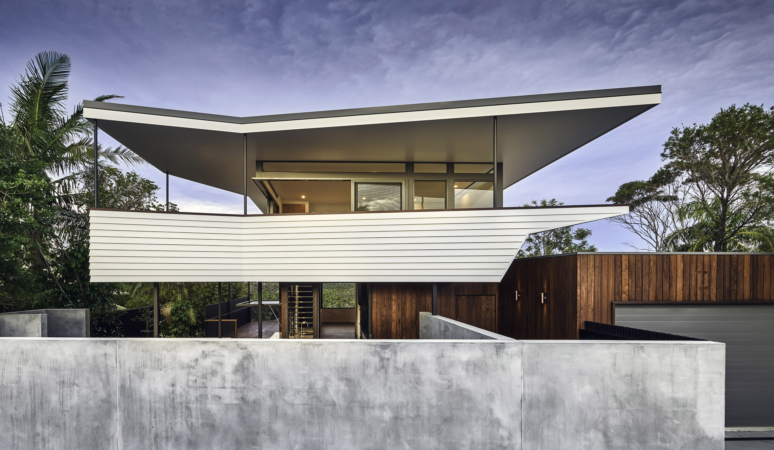 NSW Country Division Architecture Awards NSW AWARDS - Byron bay beach home designed by davis architects