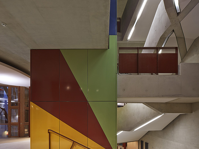 Saw Swee Hock Student Centre - London School of Economics - Photo Credit: Dennis Gilbert