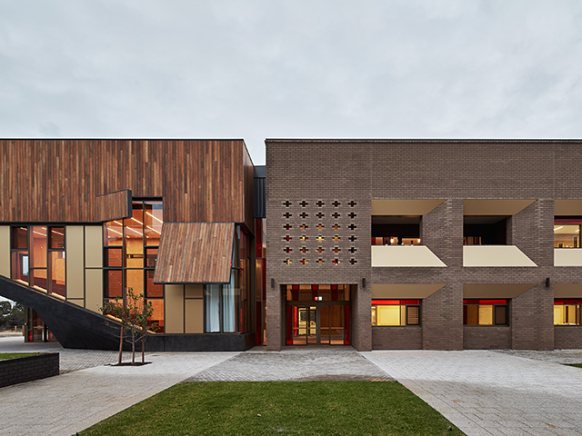 Bunbury - CODA Studio in JV with Broderick Architects - Photo Credit: Peter Bennetts