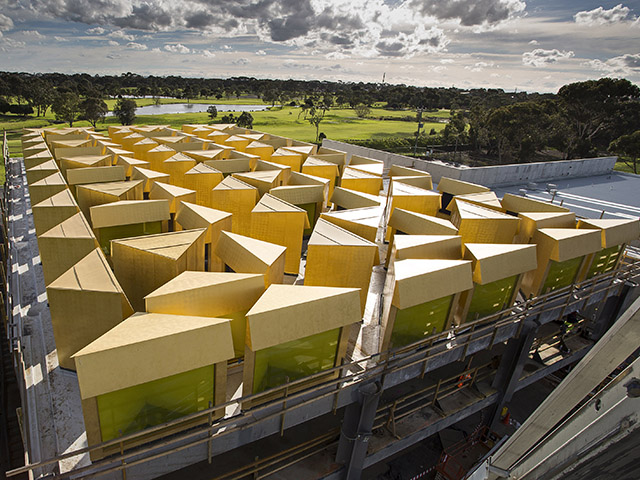 The Australian Islamic Centre by Glenn Murcutt and Elevli Plus Architects - Photo Credit: Tobias Titz