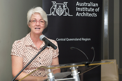 Rockhampton Regional Council Mayor Margaret Strelow