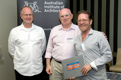 A Regional Commendation is presented to PHORM Architecture + Design for Crowsnest Retreat