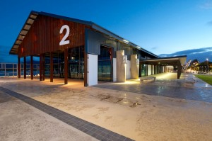 Cairns Foreshore Redevelopment CA Architects & Cox Rayner Architects in association with O'Neill Architecture