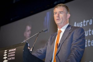 Hon Tim Mander MP, Minister for Housing and Public Works