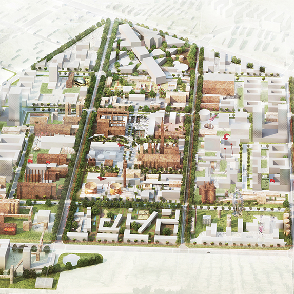 Taiyuan Industrial Heritage Transformation