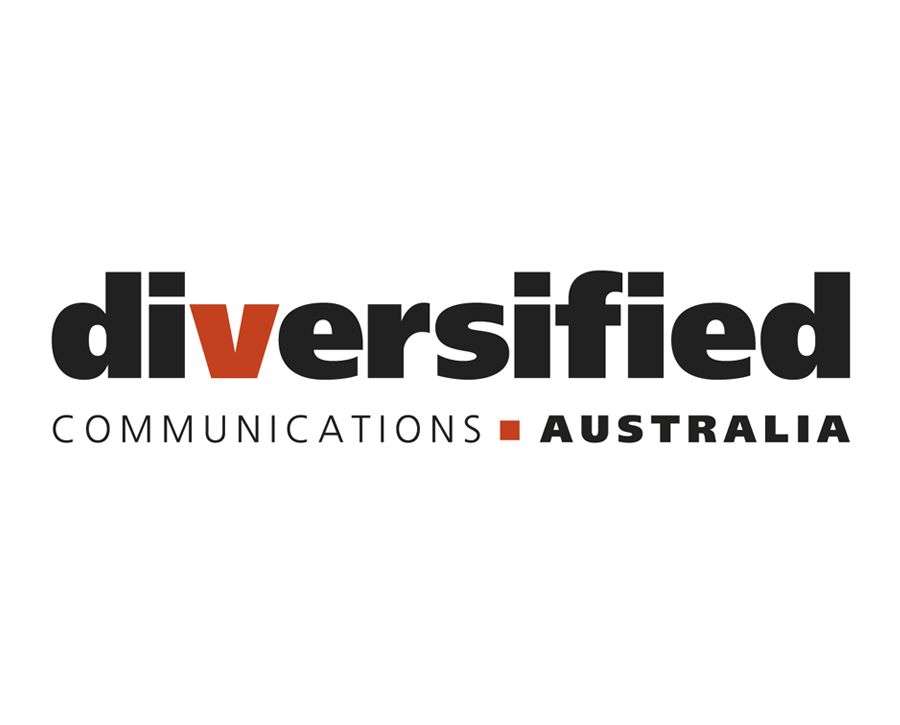diversified exhibitions logo