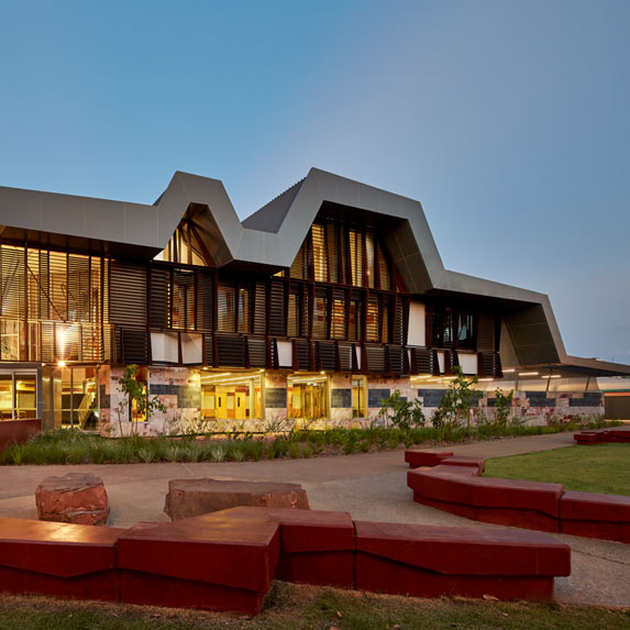 Kununurra Courthouse, West Kimberley Regional Prison, TAG and Iredale Pederson Hook Architects in Association