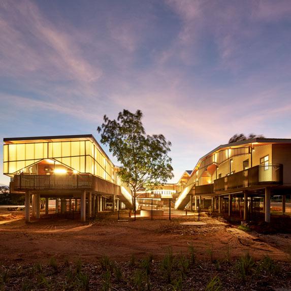 Walumba Elders Centre, Warmum Community, East Kimberley, Iredale Pederson Hook Architects