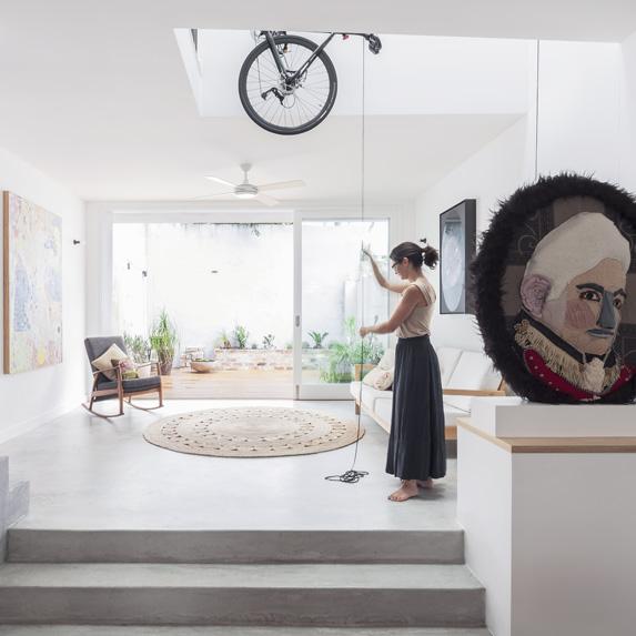 House Bruce Alexander, Tribe Studio