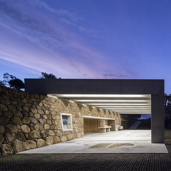 Lune de Sang Sheds, CHROFI, Northern NSW