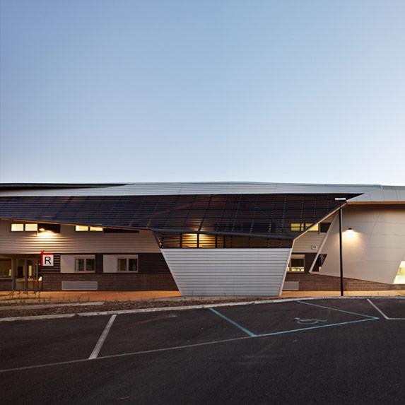 Chisholm Tafe, Paul Morgan Architects