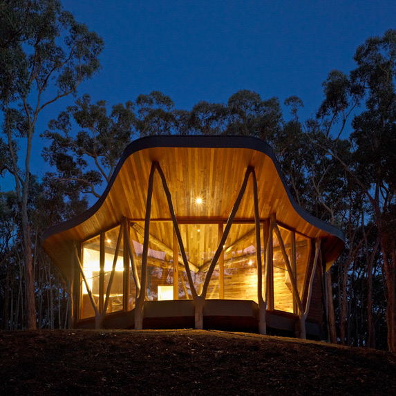 Trunk House, Paul Morgan Architects