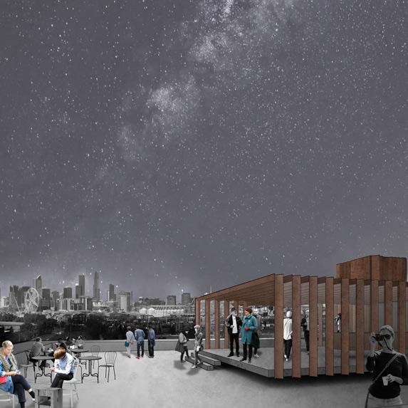 Rooftop - Community Pavilion