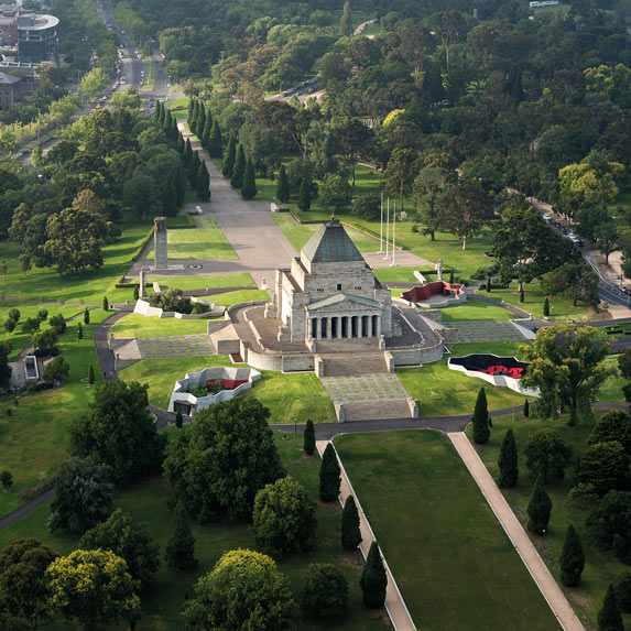 Shrine of Remembrance Galleries