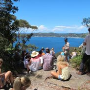 TENTH ANNUAL PITTWATER 'TOTAL IMMERSION' ARCHITECTURE STUDENT SUMMER SCHOOL 16 – 22 February 2014
