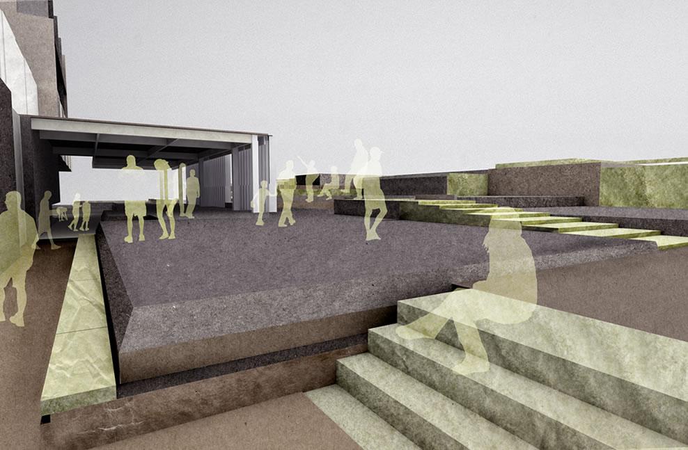 2008 Finalist: Der Bau - Inkerman Street Housing Project by Hideto Chijiwa