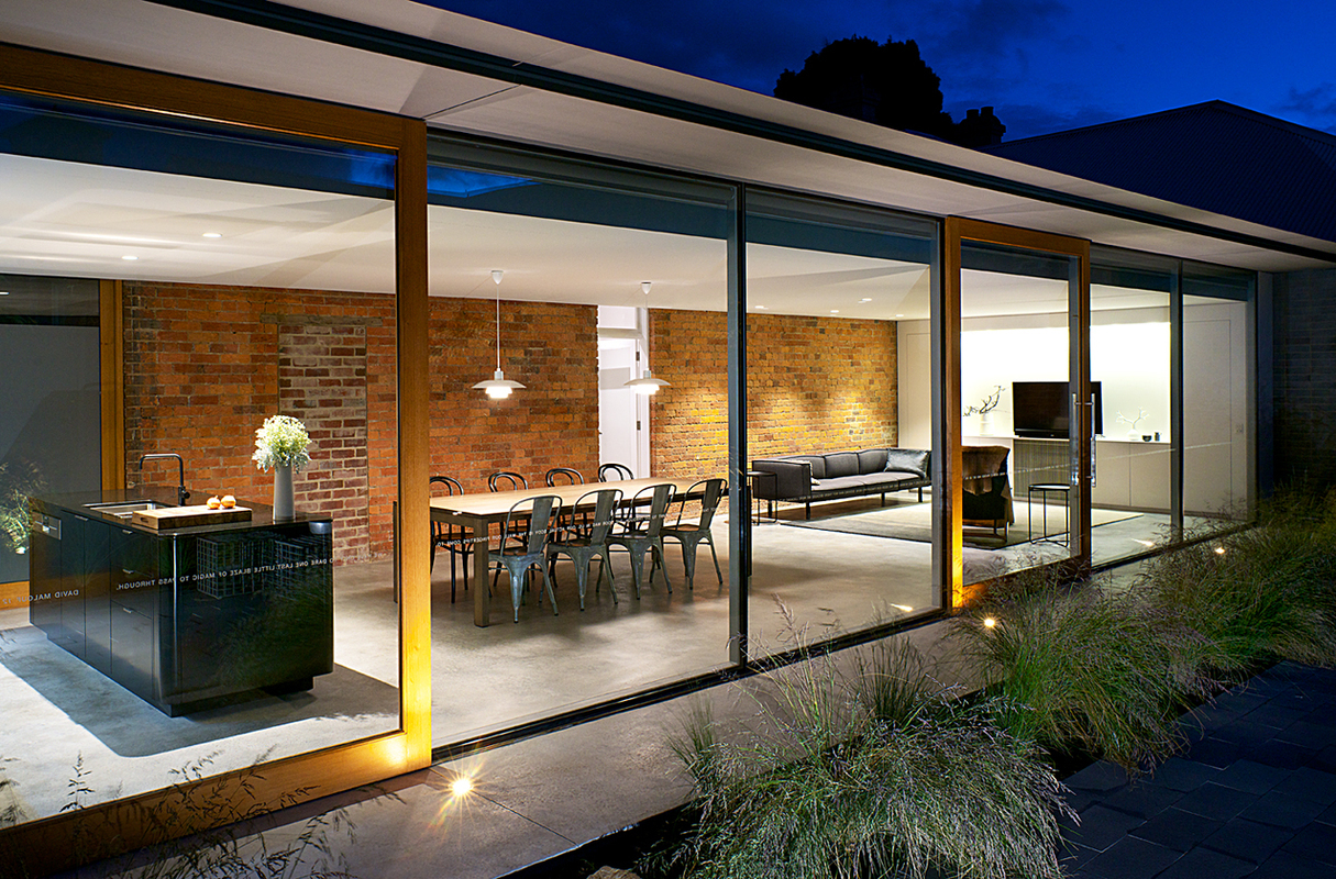 Jenny s house 2018 tasmanian architecture awards for Residential architect design awards
