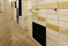 Interior Architecture - Geeveston Child and Family Centre wayraparattee