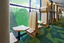 Interior Architecture - University of Tasmania Medical Science 2