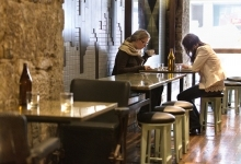 Commercial Architecture - Pilgrim Coffee