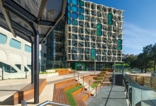 Urban Design - University of Tasmania Medical Science 2