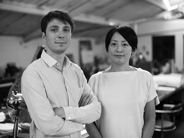 Nicolas Moreau + Hiroko Kusunoki